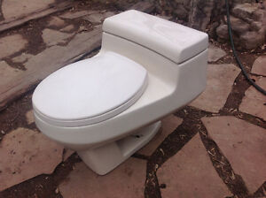 ONE PIECE TOILET - GREAT CONDITION