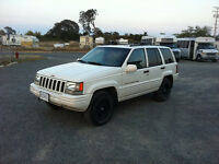 1997 Jeep Grand Cherokee Limited... Very Clean