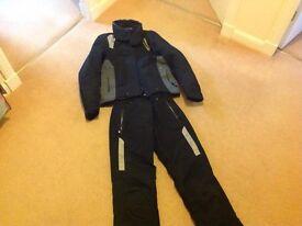 BMW Streetguard 2 women's suit size 38