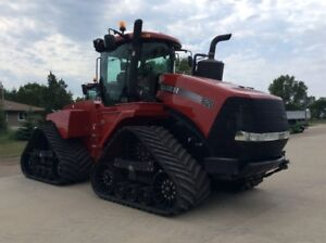 Case IH 620 Quad Trac for sale,TwinFlow,PTO,500 HRS! $467,500.00