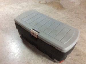 Plastic Carrier Tote