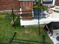 2 New Trunk Gates for Dogs - 30$ each