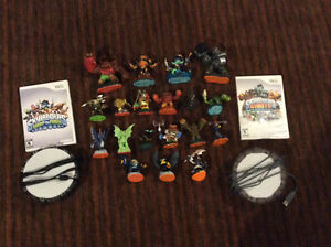 Sky landers figures and games
