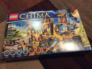 Lego 70010 Legends of Chima Lion Temple