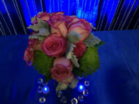 Bridal Bouquet & Decor