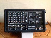 CARLSBRO MARLIN 8400DSP 400watt PA AMP