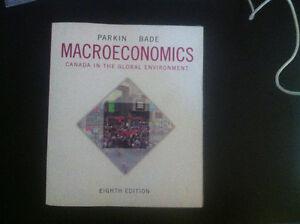 Macroeconomics First Year Textbook (UWO)
