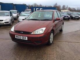 Ford Focus 1.4i 16v 2002.25MY CL