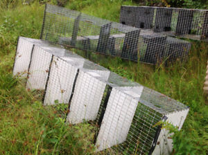 Chicken and rabbit cages for sale