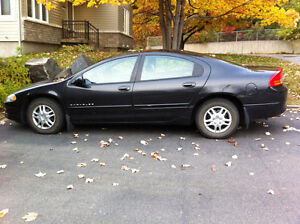 1998 Chrysler Intrepid Berline