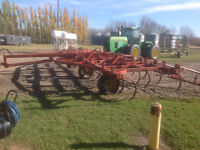 CASE WCC - HEAVY DUTY HARROWS WITH SPIKES 39ft - DEEP TILLAGE