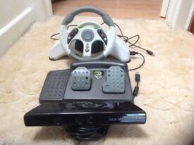 Xbox Steering Wheel