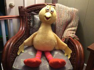 Home made Sesame St. Big Bird