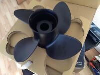 Rubex Solas 13 X 15 propeller with hub kit ,,,new and mint .