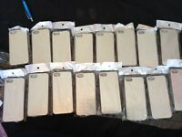 Silver iPhone 5 phone cases