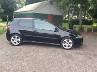 VOLKSWAGON GOLF GTI TURBO 3 DOOR 08 PLATE STAGE 2 REMAP