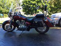 Honda Shadow Aero VT750C for a quick sale
