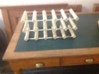 15 bottle wine rack