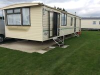 Holiday caravan for hire at steeple bay Essex