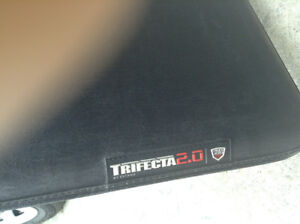 Tonneau truck cover for 6.6ft box