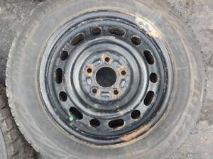 Pneus hiver Bridgestone 195/65/15