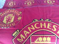 Man united single duvet cover