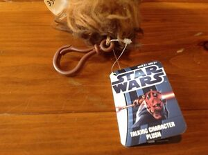 Star Wars Chewbacca Talking Plush Clip on, New Windsor Region Ontario image 3