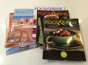 Food and Drink magazine 1998 - 2008