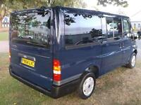 2004 Ford Tourneo Low Roof 8 Seater GLX TDCi 125ps 5 door MPV