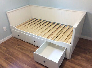 Ikea bed frame that fits any bed size!