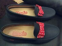 Mocks (Office) Womens Loafers - navy (eu size 39)