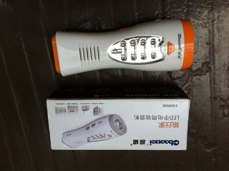 LED night light and torch light.