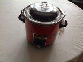 Automatic slow cooker