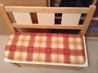 Children's toy chest