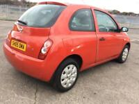 Nissan Micra 1.0 E 2005 **LOW MILES** **FINANCE AVAILABLE**