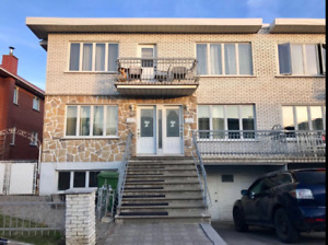 Duplex - à vendre - Montréal-Nord - 17837426