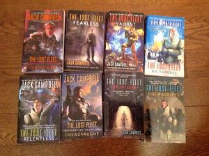 "Books from th ""The Lost Fleet"""