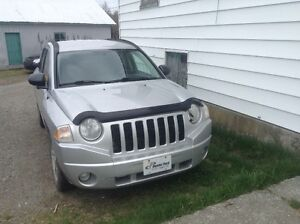 2008 JEEP COMPASS 2 roues motrices