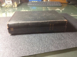 Antiques THE HOLY BIBLE BOOK