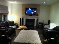 FIREPLACE *** REFACING *** REMODELING *** GAS OR WOOD BURNING