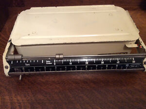 Vintage All metal Weigh Scale - Made in Austria
