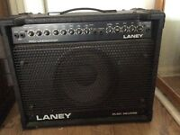 Laney guitar amplifer