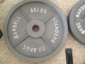 Olympic Weight Plates