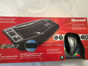 Wireless Keyboard & Mouse