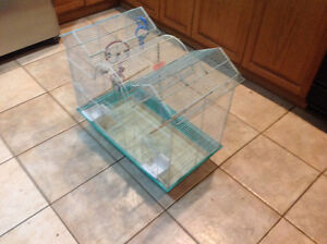 BIG CAGE FOR FINCHES, CANARIES,LOVEBIRDS, ETC... Sarnia Sarnia Area image 2