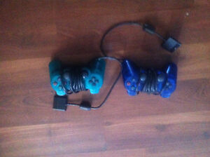 Ps2 Playstation 2 Controllers