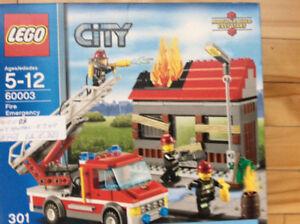 City Lego 60003