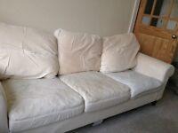 FREE IKEA Ektorp 3 seater sofa