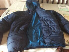 Girls north face jacket new daughter does not want it