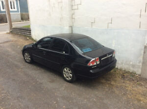 Need it gone! Best deal ! Last chance for black 2002 Honda Civic